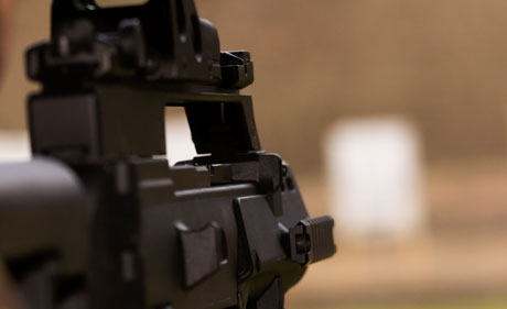 Rulon J Eliminates Stick/Slip in Military Rifles