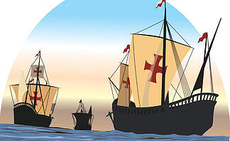Would Christopher Columbus have chosen plastic marine options when he sailed the ocean blue?
