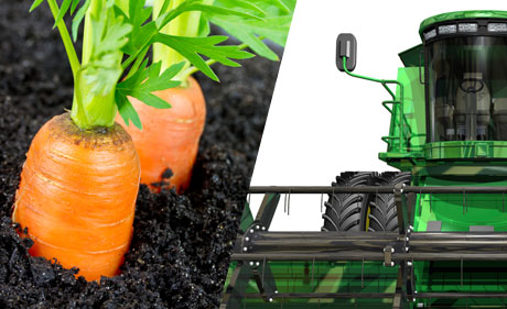 Agriculture Bearings: Ultracomp from Tillage to Table