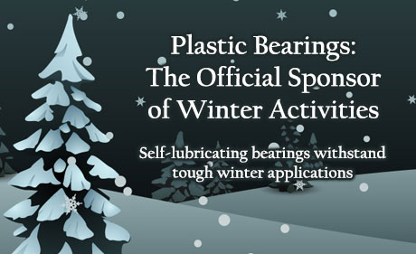 Plastic Bearings: The Official Sponsor of Winter Activities