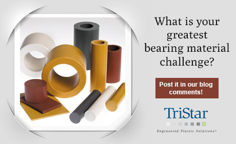 What is your greatest bearing material challenge?
