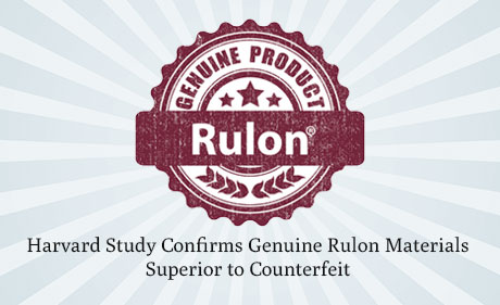 Harvard Study Confirms Genuine Rulon Materials Superior to Counterfeit