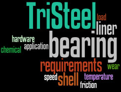 TriSteel Bearing Selection