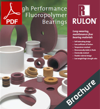 Rulon Bearings Brochure