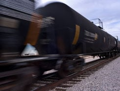 Rail industry safety and self-lubricating bearings
