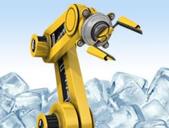 FCJ Bearings Boost Frozen Food Production