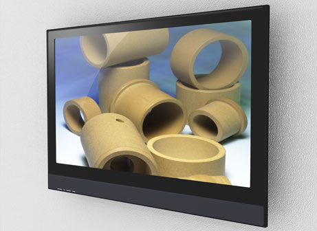 Electronics LCD Bearings: Rulon J Hits the Big Screen