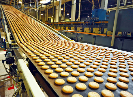 Food Conveyors Bearings: Rulon Removes the Squeak
