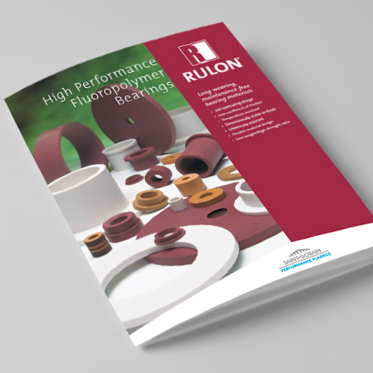 Rulon Bearings Catalog