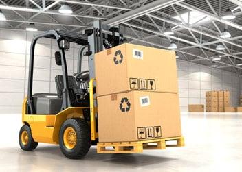 Composite Bearings Increase Material Handling Productivity