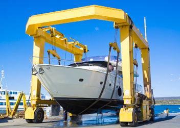 Marine Bearings Give Lift to Luxury Yachts
