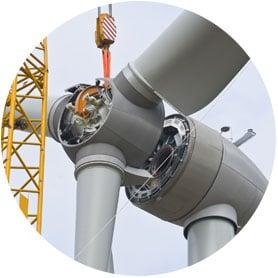 Bearings for alternative energy