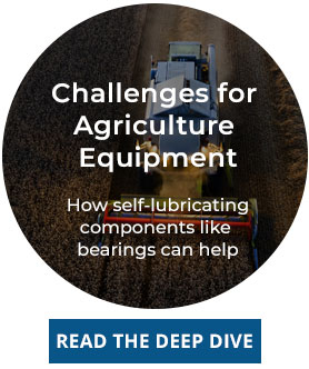 Challenges for Agriculture Equipment