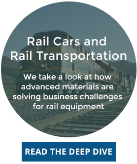 Railcars and Rail Transportation Deep Dive