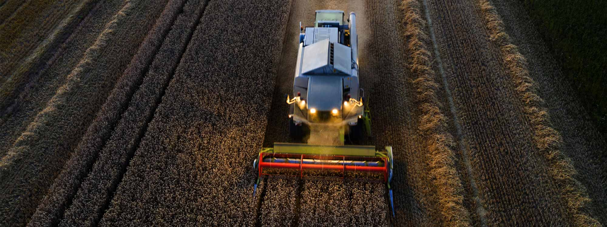 Challenges for Agriculture Equipment: The Value of Self-Lubricating Components