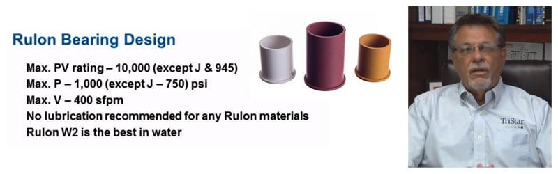 Rulon Materials Video
