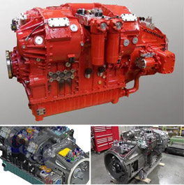 Oil Drilling Rig Gearbox