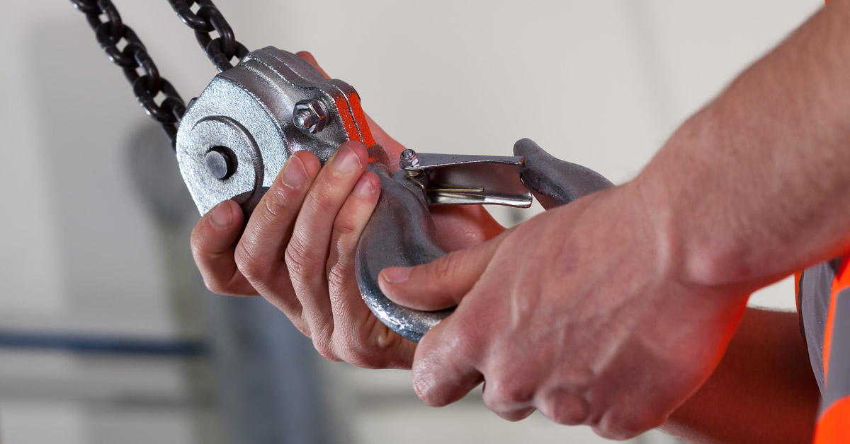 TriSteel™ PT Metal-Backed Bearings Raise Hoist Effectiveness