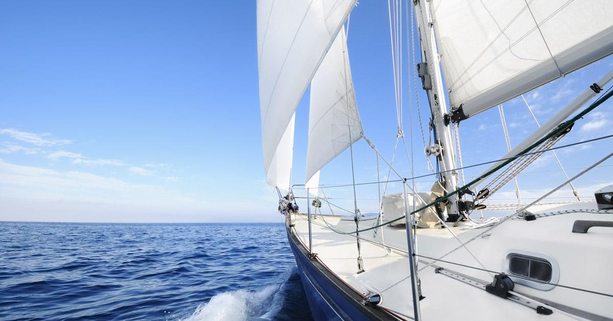 CJ Bearings Ensure Smooth Sailing for Sailboat Windvanes