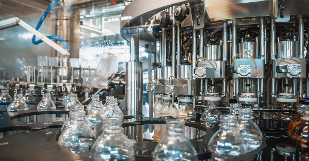 Clever Material Selection Extends Operating Life of Bottling Equipment