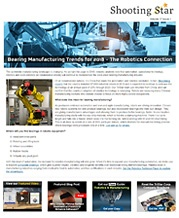 Bearing Manufacturing Trends for 2018  - The Robotics Connection