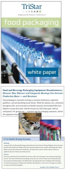 Food Packaging White Paper