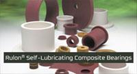 How do self-lubricating bearings actually lubricate?