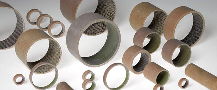 CJ Filament Wound Composite Bearings