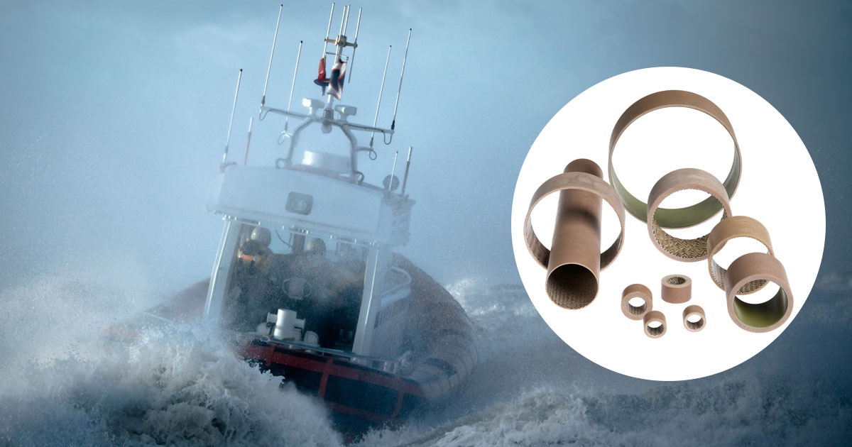 Waterproof Bearings: CJ Resists Corrosion and Moisture