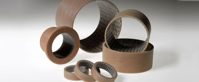 Lifetime Improvements with Filament Wound Composite Bearings