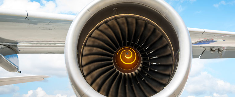 Plasma Treatment Helps Aircraft Bearings Take Flight
