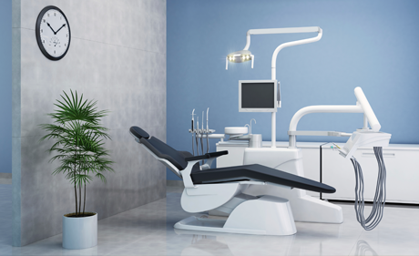 Self-lubricating TriSteels and plasma treatment improve dental chair design