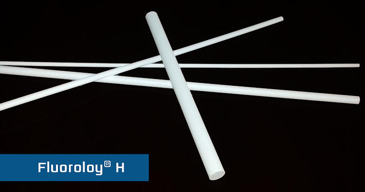 PTFE- Filled Fluoroloy H (Rulon H)