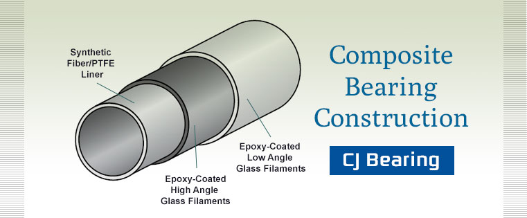 Composite Bearing Construction