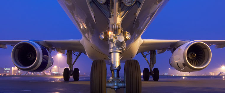 Polymer Materials Excel in Aircraft Bearings
