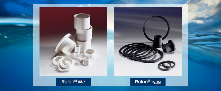 Rulon W2 vs. Rulon 1439 in Liquid Applications