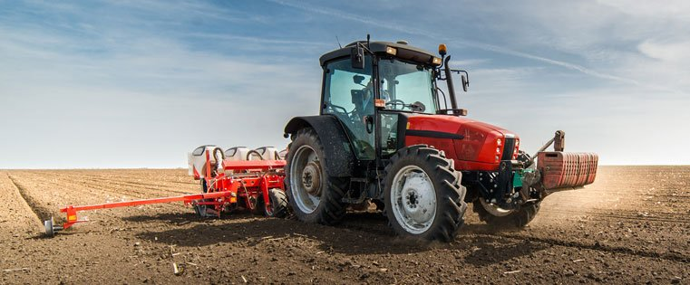 plastic bearings can overcome bearing corrosion in farming equipment