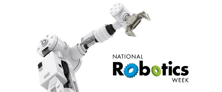 Bearing Manufacturing: Celebrating Robotics Week and STEM Education