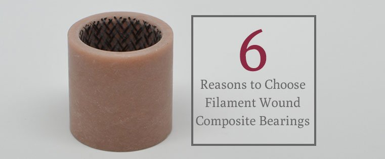 CJ - Filament Wound Composite Bearings