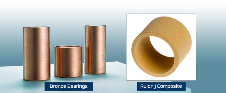 Can Composites Replace Bronze Plain Bearings?
