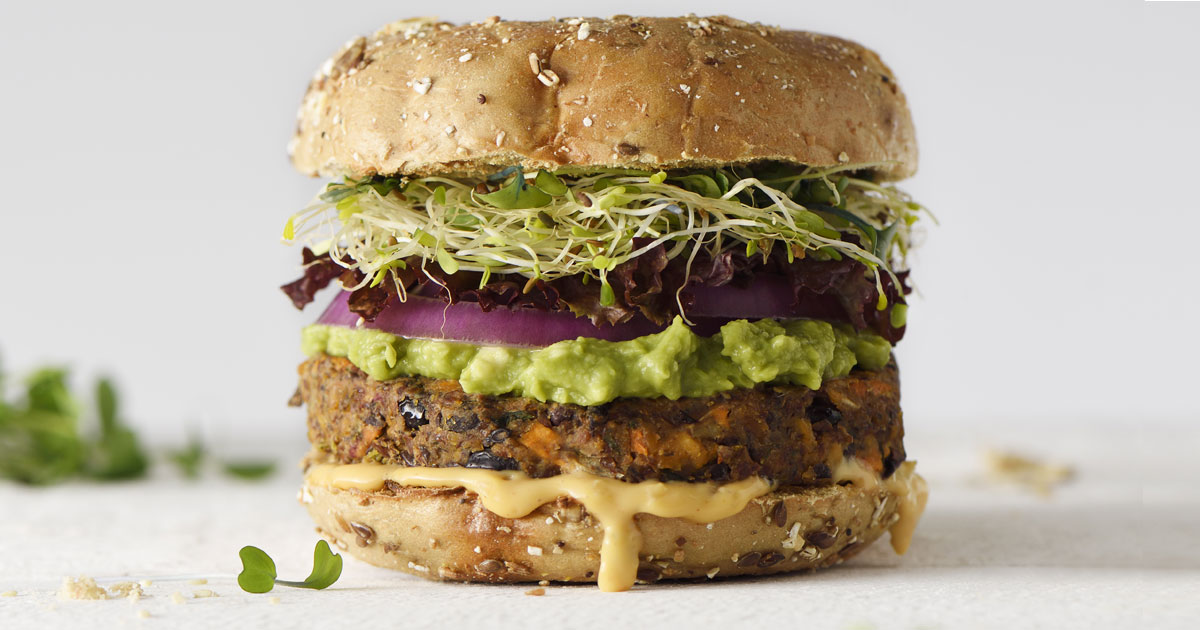 food and beverage Industry trends - convenience, plant-based proteins