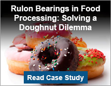 Rulon 641 Replaces Steel on Doughnut Conveyors