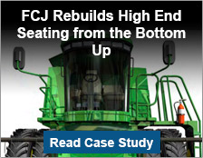 FCJ Rebuilds High-End Seating from the Bottom Up