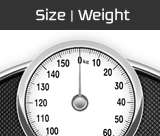 Size/Weight
