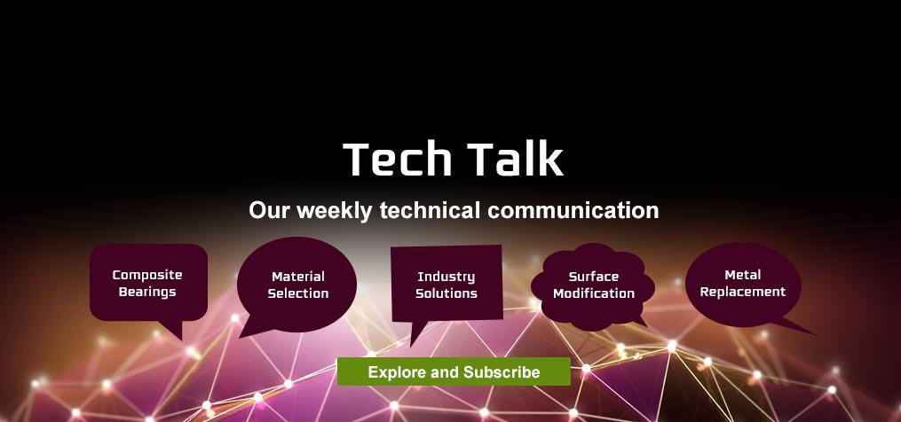 Tech Talk Blog