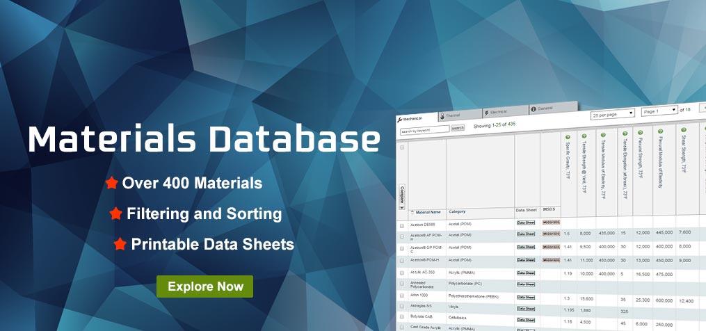 Materials Database