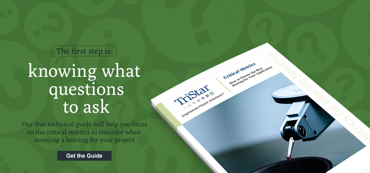 Get the FREE Bearing Metrics White Paper