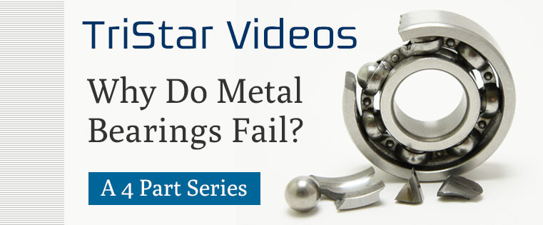 Video  - Why Do Metal Bearings Fail? Composite bearing solutions.