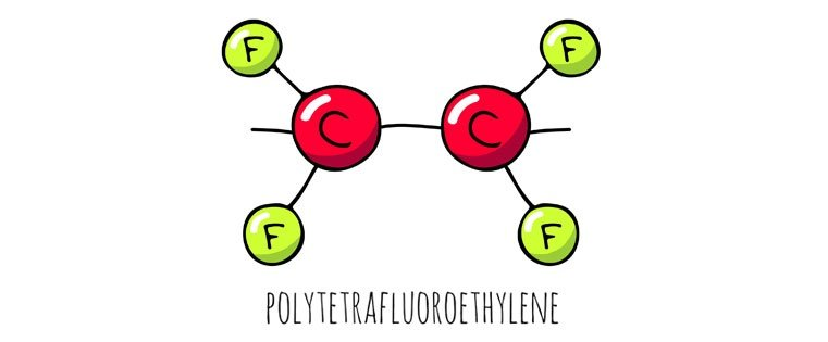 The first fluoropolymer was polytetrafluoroethylene, better known by its abbreviation, PTFE