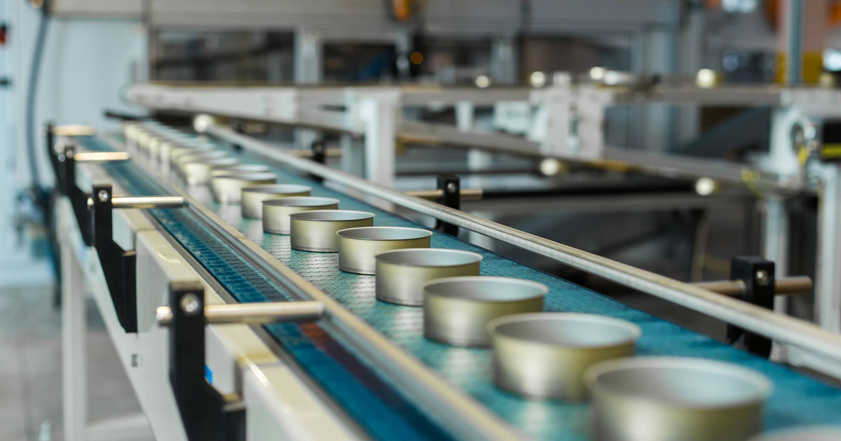 important processes for food processing and packaging